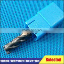 Carbide Square End Mill for CNC Machine Tool