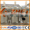 Hot sales used brewery brewing equipment