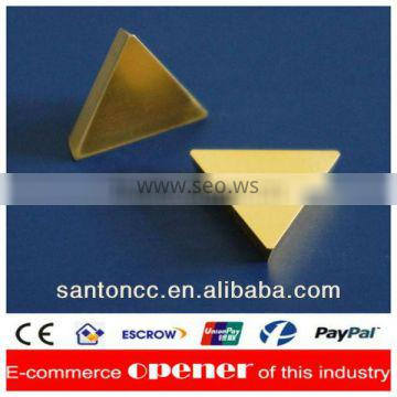 tungsten carbide indexable milling insert made in china