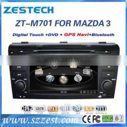 hot CAR ELECTRONIC 2 din car dvd gps for MAZDA 3 2004-2009 with factory