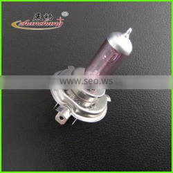 Auto halogen bulbs P43T halogen H4 Auto bulb Purple Color