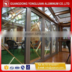 Flexibility Aluminum Window with manufacturer price