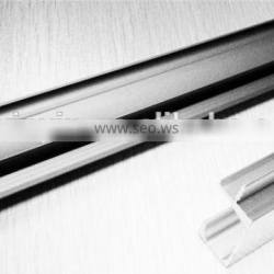 Aluminum handle profile, superb Aluminum handle profile, made by 6063 Aluminum materials ,and our product widely used in windows