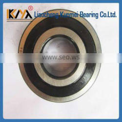 Ball bearing making machine KM 3306/2RS angular contact ball bearing