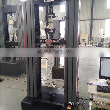 CMT-10B computer control man-made panel universal nail holding force testing machine