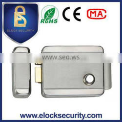 Stainless Steel remote door lock with single connected cylinder