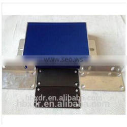 Custom Machining Aluminum Extrusion Enclosure For Electronic And Instrument