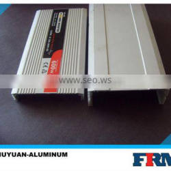 aluminum extrusion profiles for aluminum enclosure