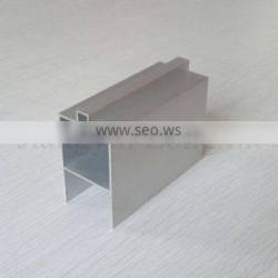 good treatmengt silver sandblasted anodizing clean room aluminum profile