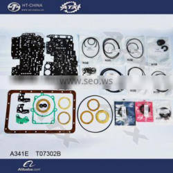 ATX A341E Automatic Transmission Overhaul Rebuild Kit T07302B Gearbox Reseal Kit Seal kit Overhauling Kit for TOYOTA