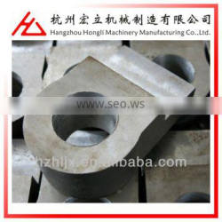 OEM high demand stainless steel milling part