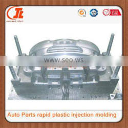 precision injection tooling for plastic casing