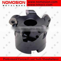 Milling cutter shank from Nomosion
