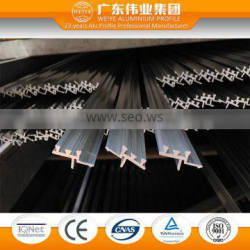 Top selling aluminium profile for silding door with heat insulation function