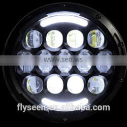 New Hi/Low 7 Inch Led Headlight, 78W Jeep Wrangler 7 Inch Led Headlight Quality Choice