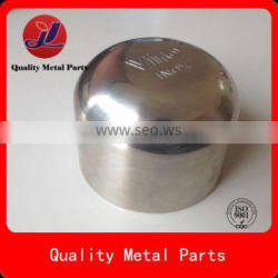 High Quality Stainless Steel Custom Stamping Metal End Cap