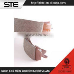 China wholesale high quality brake shoe for forklift