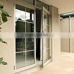aluminum alloy extrusion profiles for glass windows
