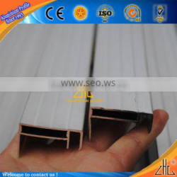Aluminum industrial extrusion supplier , aluminium extrusion for solar 6063-T5 material , aluminium solar rail