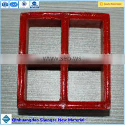12.6 to 63mm thick Fibreglass grating, molded and pultruded Manufacturer