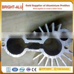 Wholesale high quality led aluminium extrusion irregular shape heat sink profile