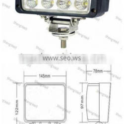 ShengWell auto 33W 9--32V Epistar LED work light IP67 factory directly 12month warranty car led work light 33w led work light