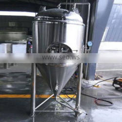 Three-layer Stainless Steel Beer Fermentation Vessel