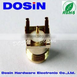 right angle connector sma pcb connector
