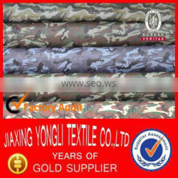 190T waterproof shiny pu coated polyester fabric