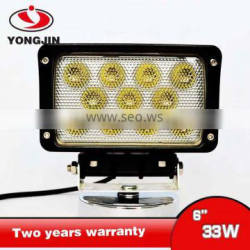 33W led working light Fine Engine led working lamp
