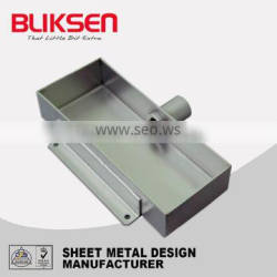 Taiwanese high quality stainless steel sheet bending laser cutting products