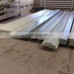 Wholesale uv resistant pultruded frp square tube