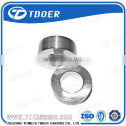 China top quality polycrystalline diamond tungsten carbide wire drawing die blank