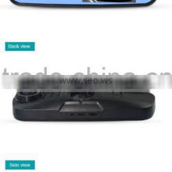 Rearview Car OBD II and ECU Dedicated DVR with 5-inch HD IPS LCD capacitive screen WIFI connected