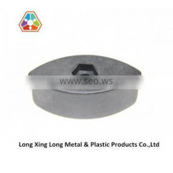 25*58 PA6 Plastic Pipe Plug for Office and House Furniture