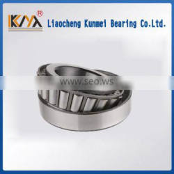 Rubber seal tapered roller bearing 938/932