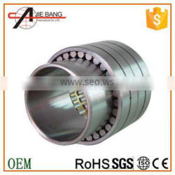 China good quality four row cylindrical roller bearing
