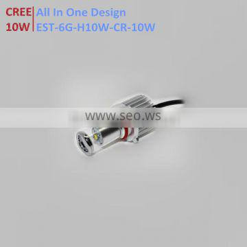 Best selling 6G C R E E 10W H10 low price car lights