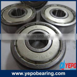 Deep Groove Ball Bearing 6301 2Z Single Row