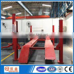 Hot Sale 3.5T 4.5T Four Post Hydraulic Lift for Car Wash
