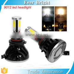 New business ideas car led headlight 40W 4000lm h4 h7 h11 universal car led lightreplace hid kit