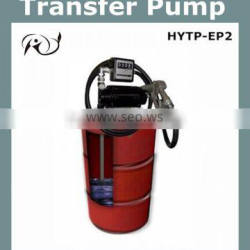 Transfer pump high pressure liquid pump