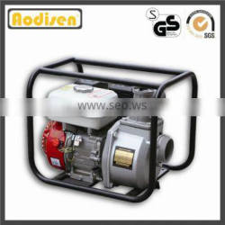 AODISEN 2 inch small petrol gasoline/petrol water pump WP20, 5.5hp engine small water pump
