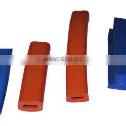 silicone foam sealing strip / silicone sponge sealing strip