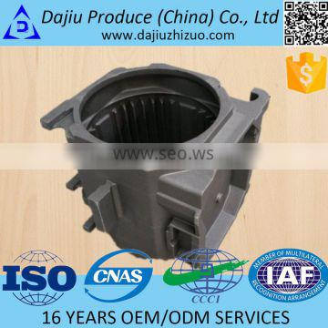 OEM and ODM fine workmanship investment casting large parts