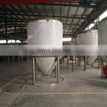 4000L three tank beer brewhouse equipment