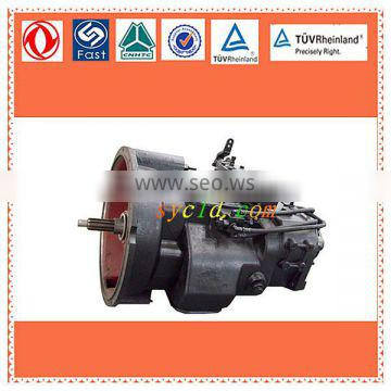 10JS120 Shanxi Transmission,Shacman gearbox parts