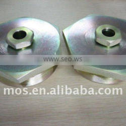 Hexagon Threaded Stainless Steel CNC turning parts