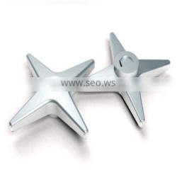 High Precision CNC Machining Forging forged Steel Square Parts