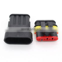 4 Pin Male Female Super Seal Connector Kit